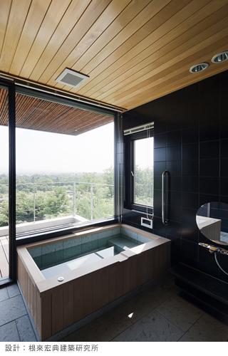 浴室を解放せよ!建築家がつくった至福の五湯展