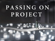 PASSING ON PROJECT at Milano Salone