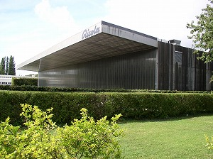 Ricola Europe Factory and Storage Building