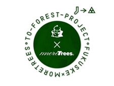 more trees Information 福助×more trees コラボレーション靴下第二弾