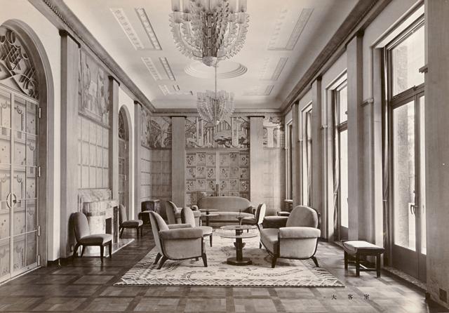 アール・デコの邸宅美術館 建築をみる2015 + ART DECO COLLECTORS   インテリア情報サイト