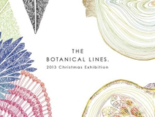 THE BOTANICAL LINES. 2013 Christmas Exhibition