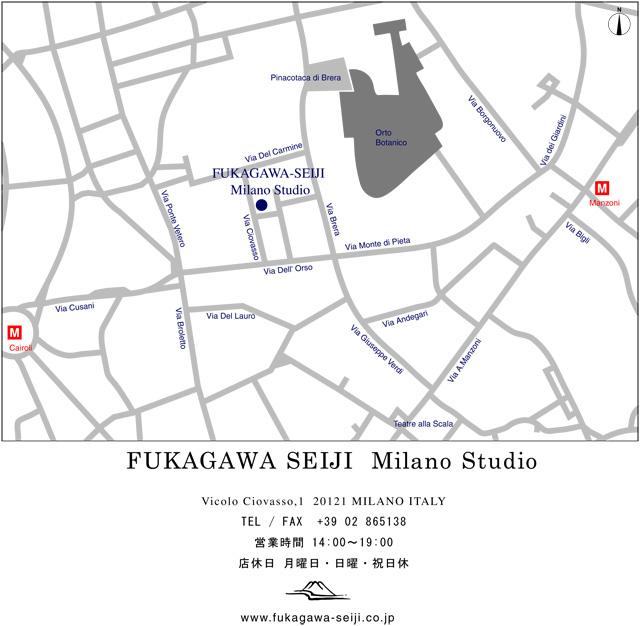 FUKAGAWA‐SEIJI Milano Studio