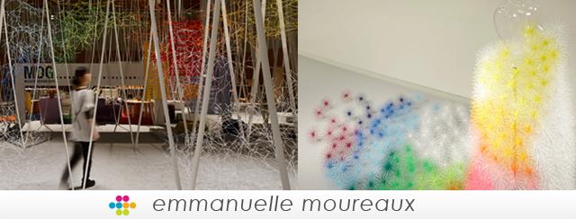 エマニュエル・ムホー(emmanuelle moureaux)