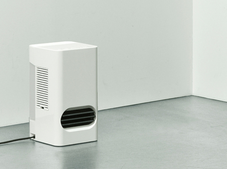air control Humidification Ceramic Fan Heater X210 加湿セラミックファンヒーターX210