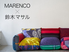 SPECIAL EXHIBITION 2014「MARENCO × 鈴木マサル」