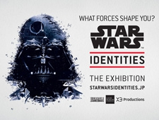 「STAR WARS™ Identities: The Exhibition」 開催~寺田倉庫