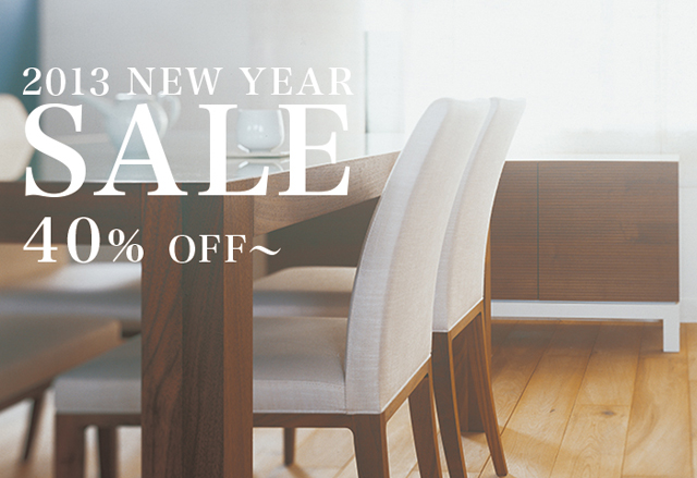 2013 NEW YEAR SALE 40% OFF~